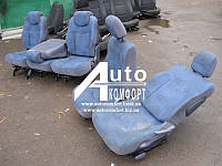 Сиденья автомобильные, салон Renault Espace III (Рено Эспейс 3), 5 шт.