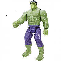 Халк Мстители Marvel Avengers Titan Hero Series Hulk Figure