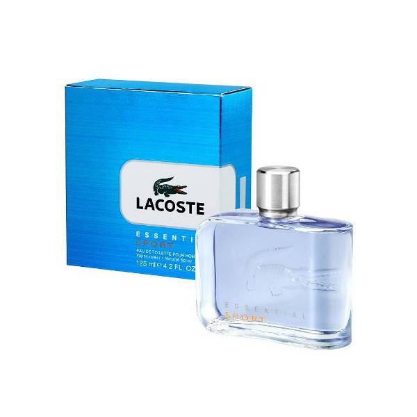 Lacoste Essential Sport Pour Homme (Лакост Эссеншиал Спорт Пур Хом),мужская туалетная вода 125 ml