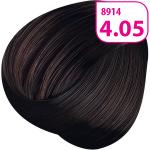 Стойкая СС крем-краска для волос KRASA с маслом амлы и аргинином тон 4.05 Каштан шоколадный
