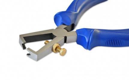 Клещи для удаления изоляции 160 мм Technics, фото 2