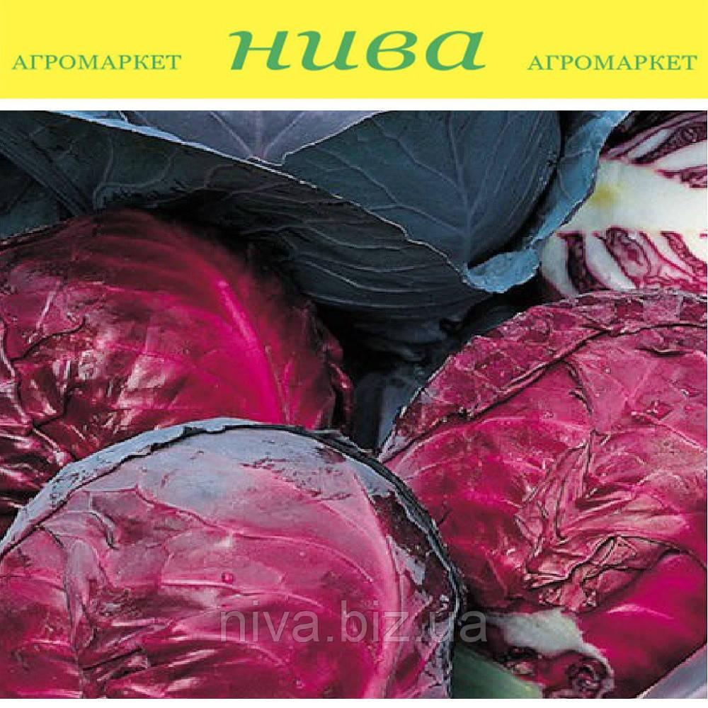 Редди семена капусты краснокачанной среднепоздней Semenaoptom 25 г