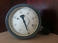 Манометры, вакуумметры и мановакуумметры судовые МТП-СД-100-ОМ2, ВТП-СД-100-ОМ2, МВТП-СД-100-ОМ2