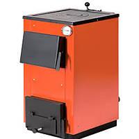 Твердотопливный котел Макситерм 12П (Оранжевый)