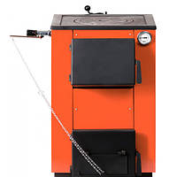 Твердотопливный котел Макситерм 14 (Оранжевый)