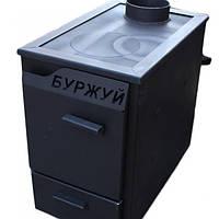 Твердотопливный котел Буржуй КП-10 Плита