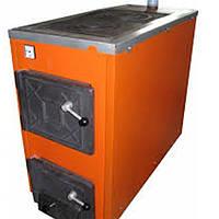 Твердотопливный котел Термобар АКТВ- 20 с плитой  2 комф,