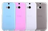 Силиконовый чехол для HTC One M8