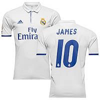 Футбольная форма 2016-2017 Реал Мадрид (Real Madrid) James домашняя