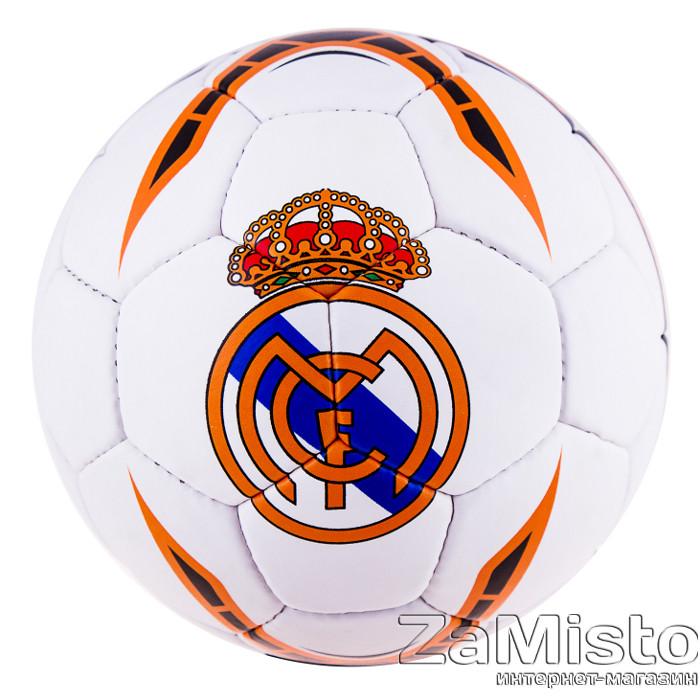 Мяч футбольный Гриппи-5 REAL MADRID (FB0009) -
