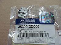 Опорная скоба топливной форсунки (производитель Mobis) 353093C000