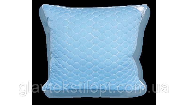 Подушка Екстра стьобана 70*70 Leleka-textile