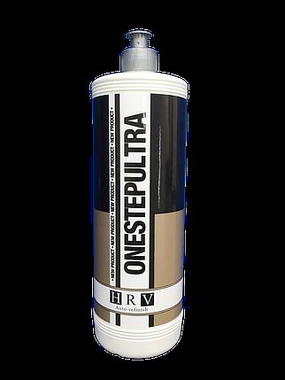 Полировальная паста абразивная одношаговая - HRV One Step Ultra 1 л., фото 2