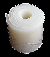 Техпластина силиконовая рулонная толщина 4 мм.