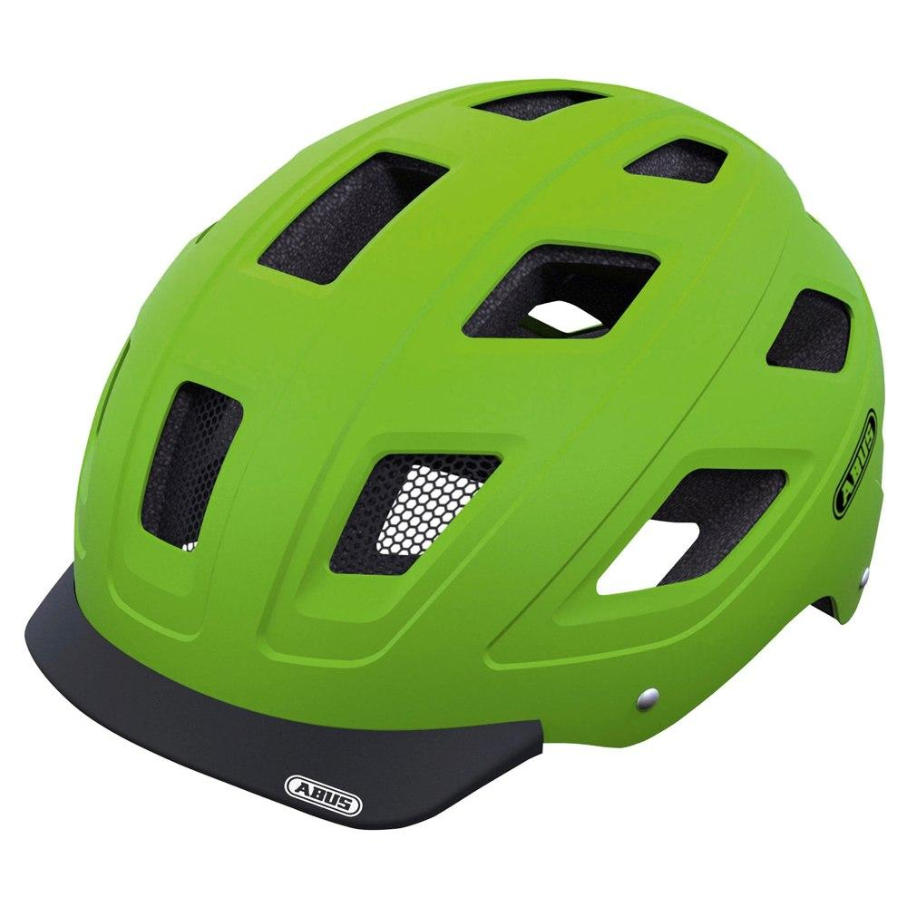 Велошлем ABUS HYBAN Green (М)