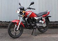 BIRD 150 (легкий мотоцикл) (новая резина, защитные дуги)