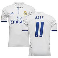 Футбольная форма 2016-2017 Реал Мадрид (Real Madrid) Bale домашняя