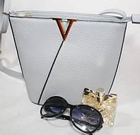 Стильная женская сумочка-клатч на каждый день