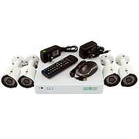 Комплект видео наблюдения Green Vision GV-K-G02/04 720Р