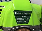 Бензокоса Craft-tec PRO 3500W (диск с победитом, 1 шпуля, легкий пуск) , фото 5