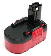 Аккумулятор PowerPlant для шуруповертов и электроинструментов BOSCH GD-BOS-18(A) 18V 1.5Ah NICD DV00PT0032