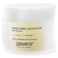 Скраб для тела Мятный лимонад Giovanni 260 мл