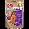 Куриное филе 8 in 1 Fillets Pro Active для собак, улучшение активности, 80 г