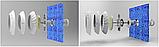 Прожектор светодиодный Aquaviva LED003–546LED (33 Вт) RGB / бетон / лайнер, фото 9