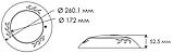 Прожектор светодиодный Aquaviva LED003–546LED (33 Вт) RGB / бетон / лайнер, фото 10
