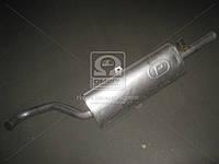 Глушитель заднего ВАЗ 2101 (производитель Polmostrow) 11.03