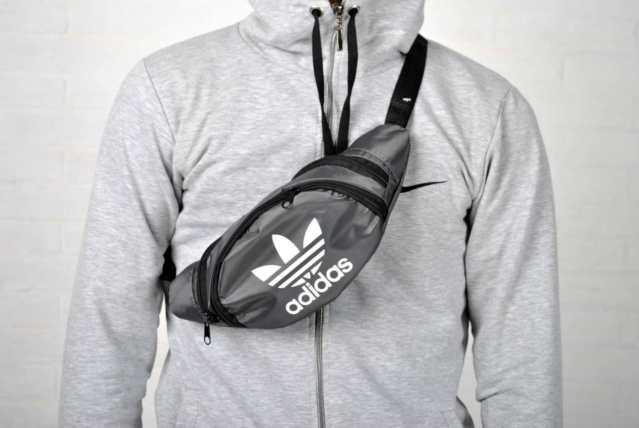 c19be9155118 Поясная сумка Adidas, бананка, сумка торгашка, сумка через плечо реплика