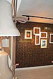Мозаика деревянная из дуба 3D Tessera  * Дуб термо брашированный, фото 3