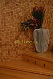 Мозаика деревянная из дуба 3D Tessera  * Дуб термо брашированный, фото 7