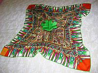 Платок Etro шёлковый   можно приобрести на выставках в доме торговли Киев