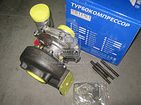 Турбокомпрессор СМД 18 ДТ 75 (производитель МЗТк ТМ ТУРБОКОМ) ТКР 8,5Н-1
