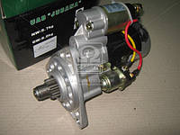 Стартер с редукторного МТЗ, Т 40, Т 25, ХТЗ 12В 3,2 кВт усиленный (ТМ JUBANA) 123708501