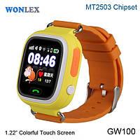 Wonlex детские умные часы с gps