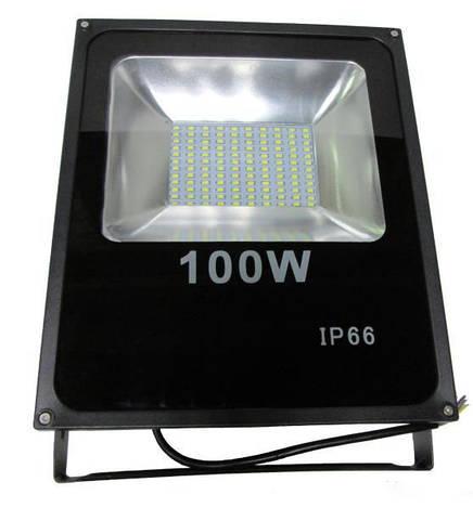 Светодиодный прожектор 100W LED Alfa 5000K 9000lm