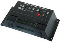 Контроллер заряда СМ2024+USB (20А 12/24В)