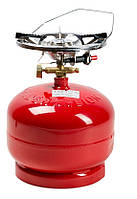 "«Rudyy®» Газовый комплект Rk-2 (2,6kw) ""Пикник-Italy"" 5 литров + пьезо"