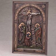 """Картина """"Распятие Иисуса"""" (15*23 см)"""