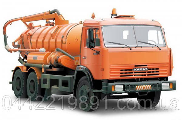 Ассенизатор Выкачка сливных, сточных ям в Киеве и Киевской области
