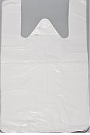 Пакеты майка 38*58, фальцы по 8 см, толщина 25 мкр