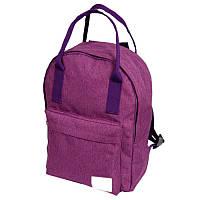 Сумка - рюкзак подростковая «Daily» ZB17.0701BK Zibi, purple