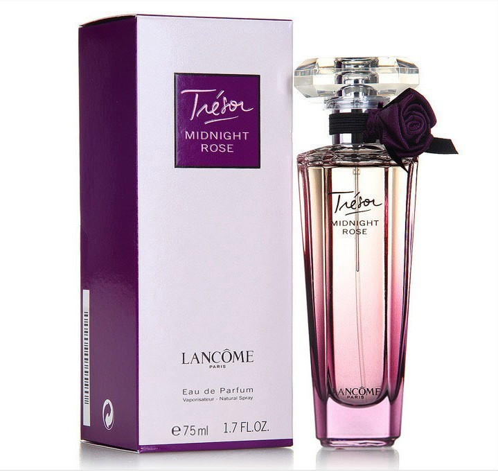 Туалетная вода женская Lancome Tresor Midnight Rose, 75 мл