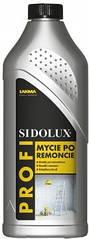 Средство для уборки после ремонта Sidolux PROFI, 1 л