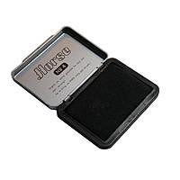 Штемпельная подушка Horse №4 SY010, черная 60×75 mm