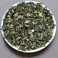 """Чай зелёный Би Ло Чунь """"Изумрудные улитки (спирали) весны"""", 25 грамм"""