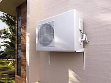 Оцинкованный кронштейн (толщина 2 мм) для монтажа наружного блока кондиционеров . ТМ Кольчуга (Kolchuga), фото 3