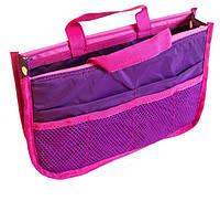 Органайзер для сумки украинский аналог Bag in Bag (фиолетовый)